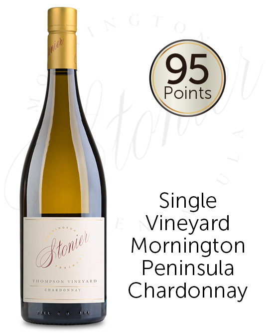 Stonier Single Vineyard Thompson Chardonnay 2016