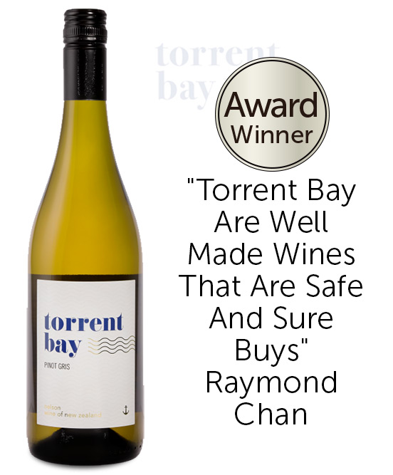 Torrent Bay Nelson Pinot Gris 2020