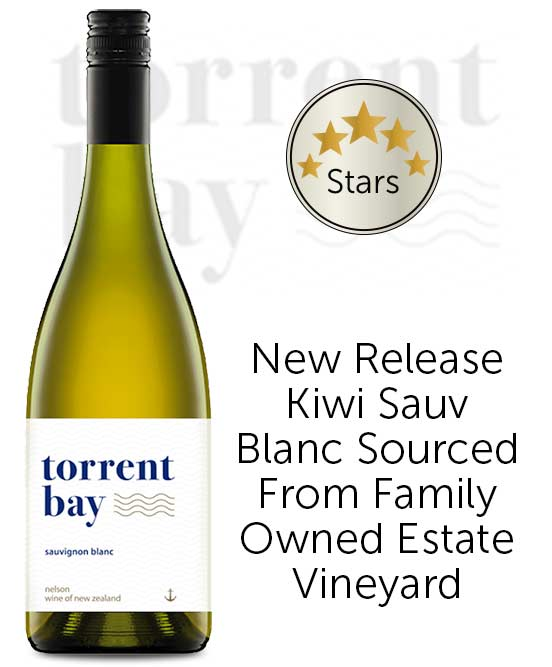 Torrent Bay Nelson Sauvignon Blanc 2020