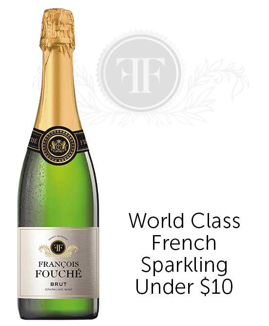 Francois Fouche French Sparkling Nv