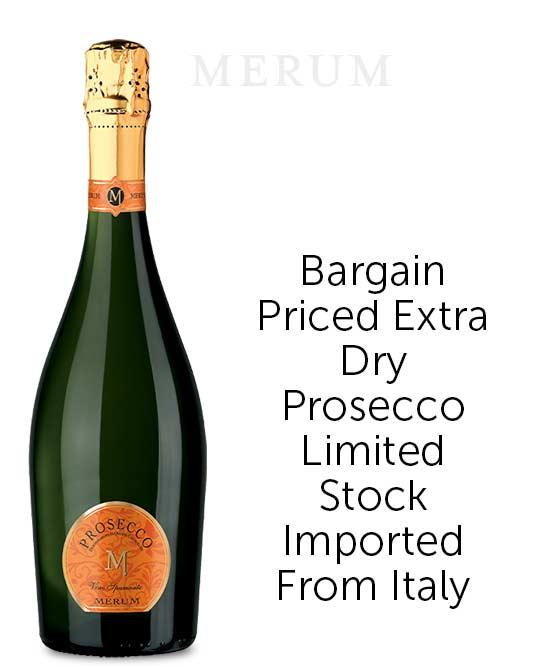 Merum Italian DOC Prosecco NV