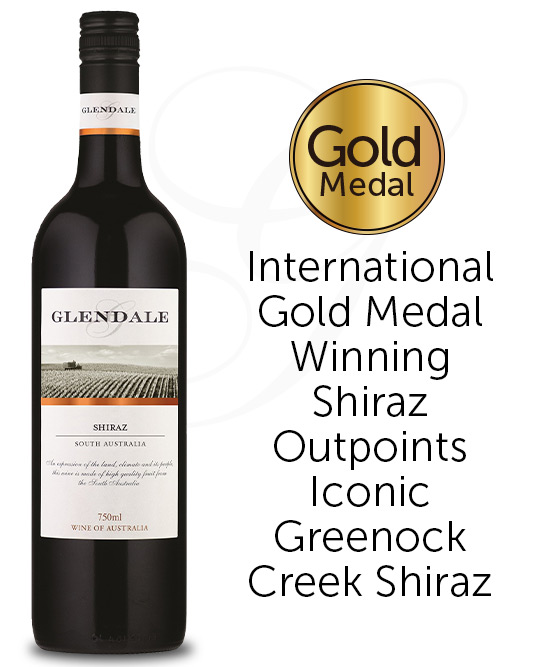 Glendale South Australian Shiraz 2017