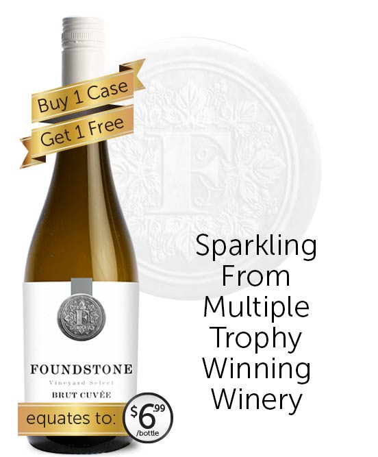 Berton Vineyards Foundstone Brut Cuvee Nv