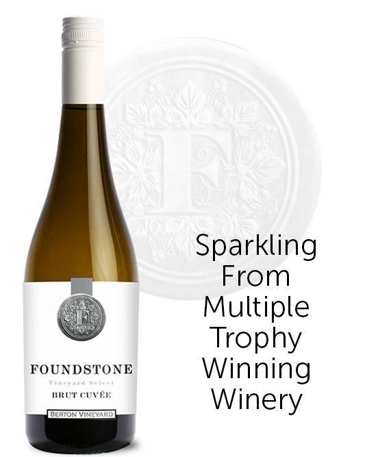Berton Vineyards Foundstone Brut Cuvee Nv