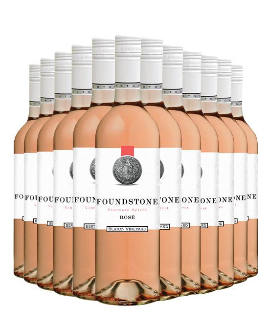 Berton Vineyards Foundstone Rose 2021 Dozen