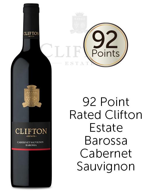 Clifton Estate Barossa Cabernet Sauvignon 2017