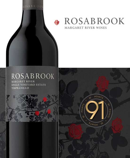 Rosabrook Single Vineyard Estate Margaret River Tempranillo 2013
