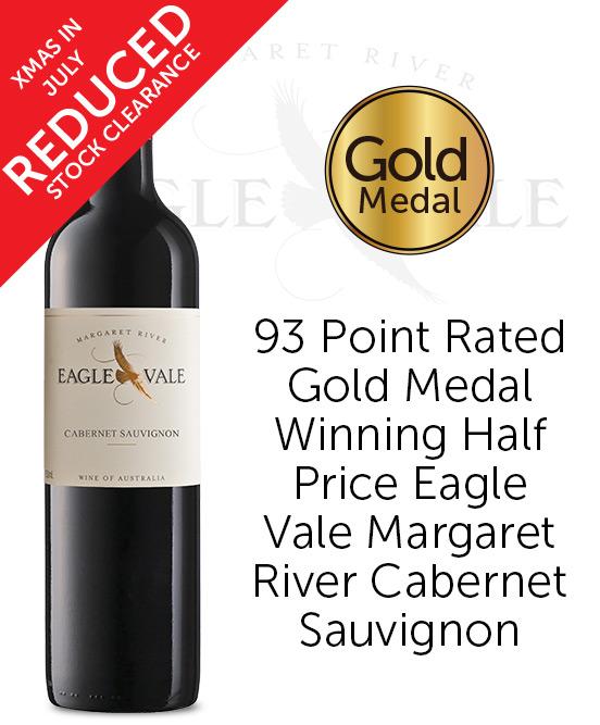 Eagle Vale Margaret River Cabernet Sauvignon 2018