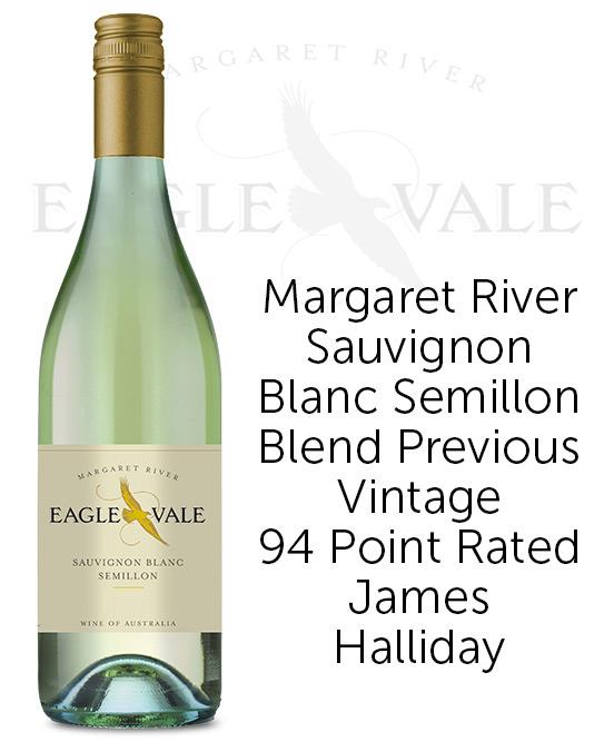 Eagle Vale Margaret River Sauvignon Blanc Semillon 2021