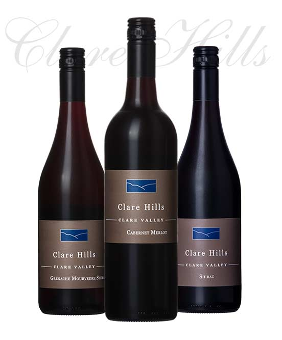Clare Hills Clare Valley Mixed Dozen By Pikes