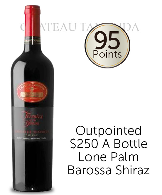 Chateau Tanunda Terroirs of the Barossa Ebenezer District Shiraz 2017