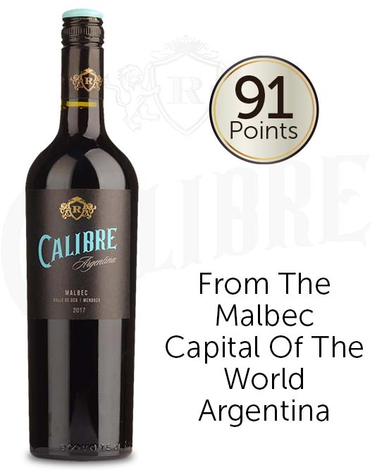 Calibre Argentina Malbec 2017
