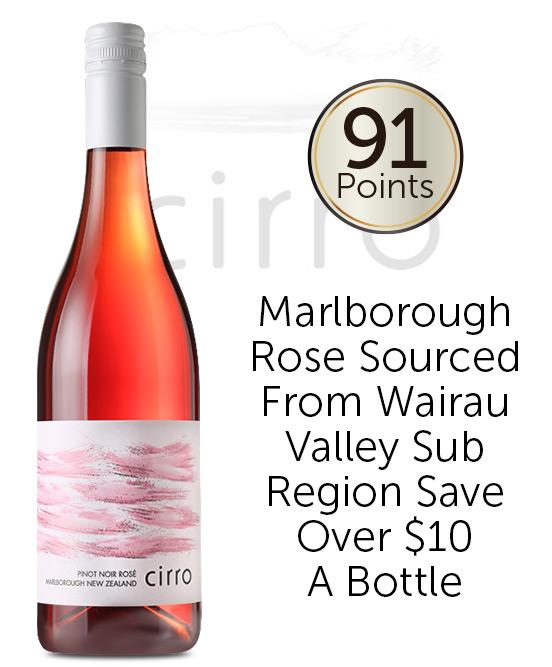Cirro Marlborough Rose 2020