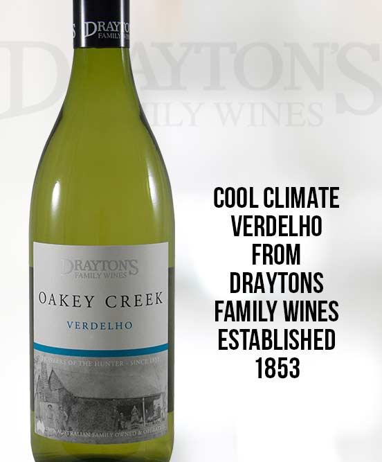 Draytons Family Oakey Creek Verdelho 2014