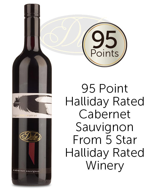 Dukes Vineyard Magpie Hill Great Southern Cabernet Sauvignon 2017