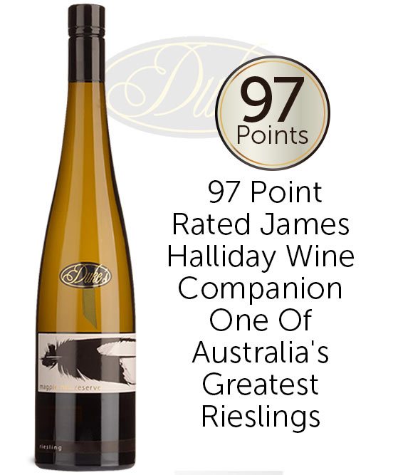 Dukes Vineyard Magpie Hill Reserve Riesling 2021