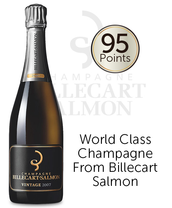 Billecart Salmon Brut Reserve 2007