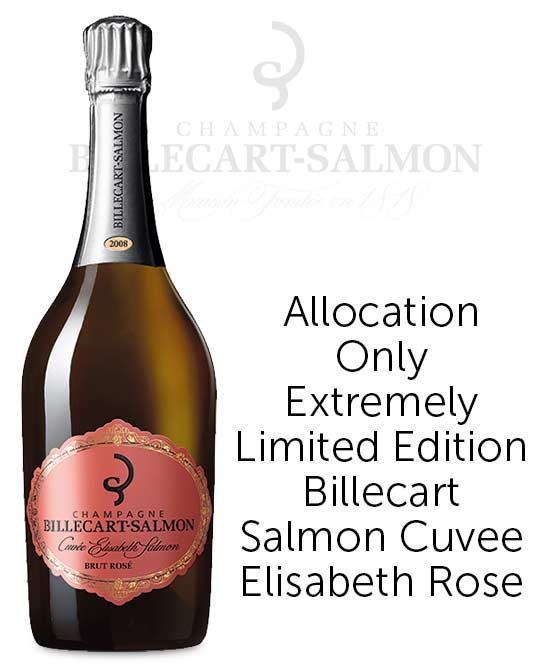 Billecart Salmon Cuvee Elisabeth Rose 2008