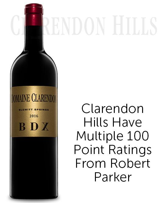Clarendon Hills Domaine Clarendon BDX 2016