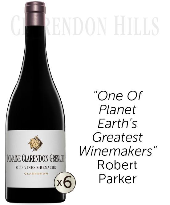 Clarendon Hills Domaine Clarendon Old Vine Grenache 2016 6pack