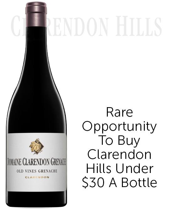 Clarendon Hills Domaine Clarendon Old Vine Grenache 2016