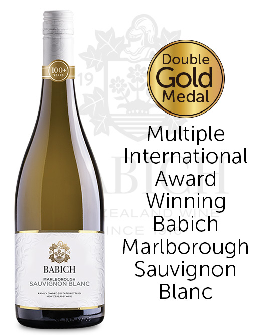 Babich Marlborough Sauvignon Blanc 2019