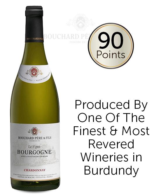 Domaine Bouchard Pere & Fils La Vignee Bourgogne Chardonnay 2019