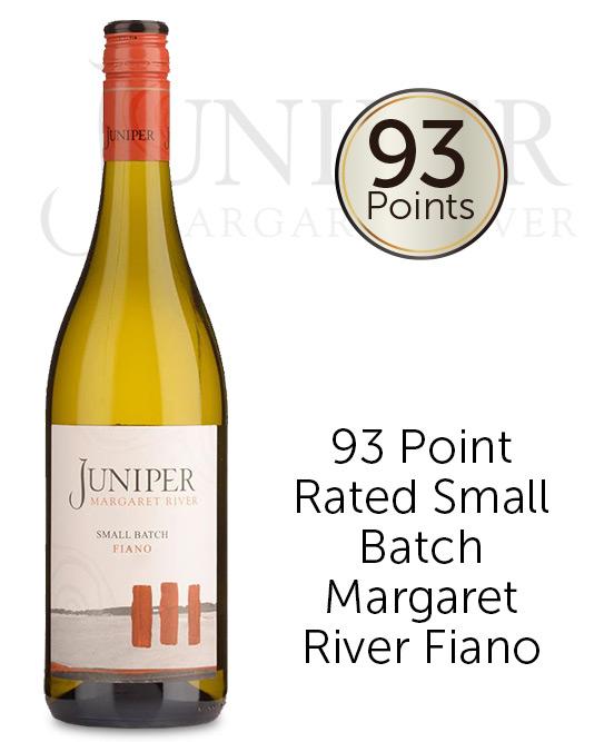 Juniper Estate Small Batch Margaret River Fiano 2020