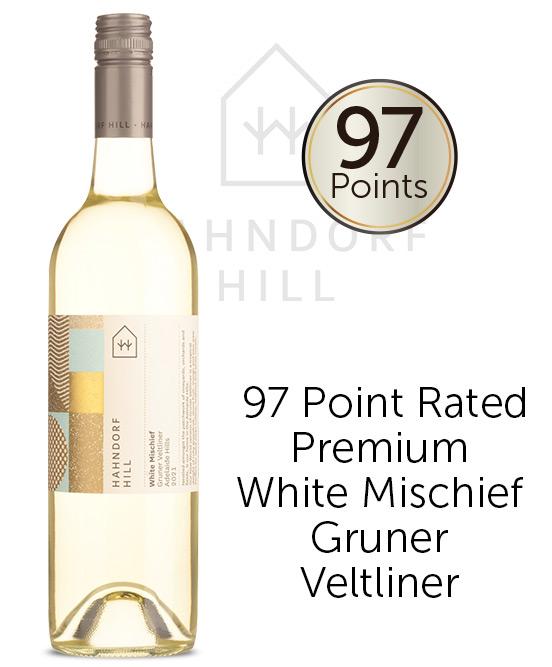 Hahndorf Hill Adelaide Hills White Mischief Gruner Veltliner 2021