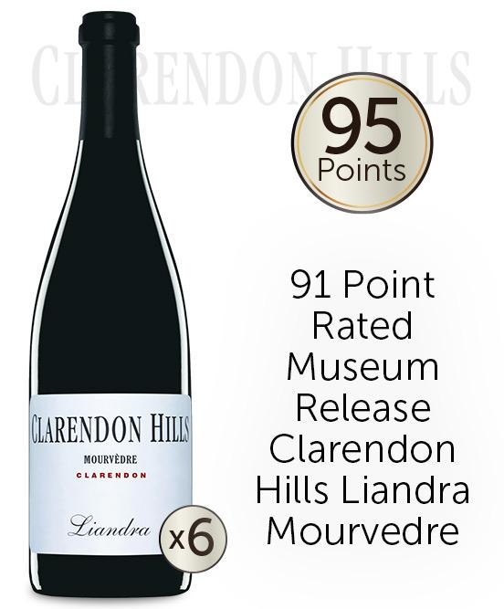 Clarendon Hills Liandra Mourvedre 2013 6pack