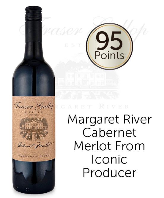 Fraser Gallop Estate Margaret River Cabernet Merlot 2017