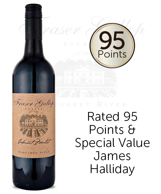 Fraser Gallop Estate Margaret River Cabernet Merlot 2018