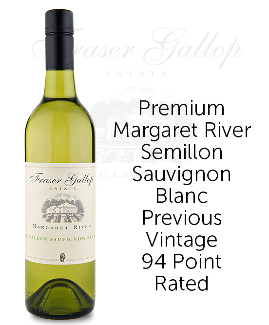 Fraser Gallop Estate Margaret River Semillon Sauvignon Blanc 2021