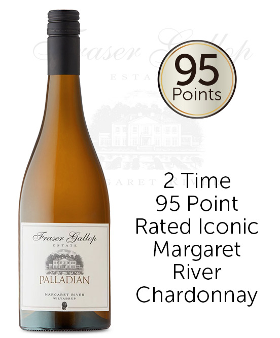 Fraser Gallop Palladian Wilyabrup Margaret River Chardonnay 2019