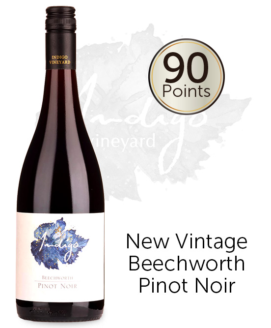 Indigo Vineyard Blue Label Beechworth Pinot Noir 2019