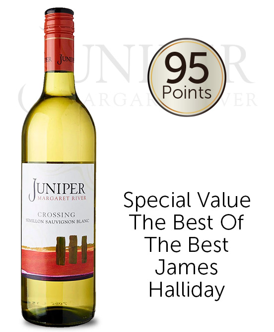 Juniper Crossing Margaret River Semillon Sauvignon Blanc 2019