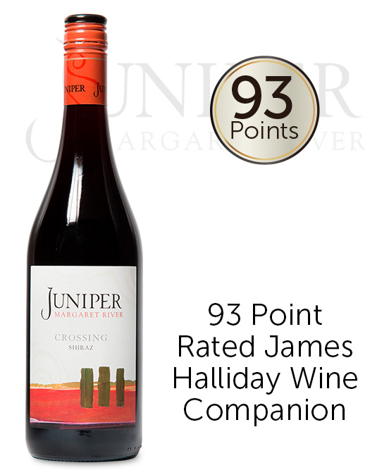 Juniper Estate Crossing Margaret River Shiraz 2017