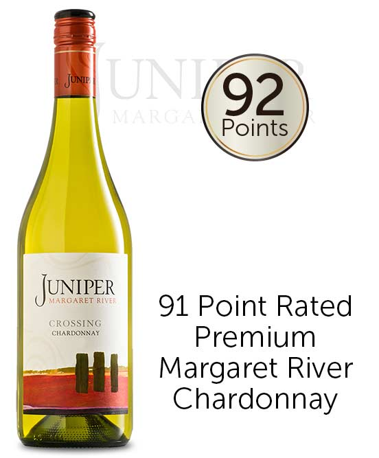 Juniper Estate Crossing Margaret River Chardonnay 2018