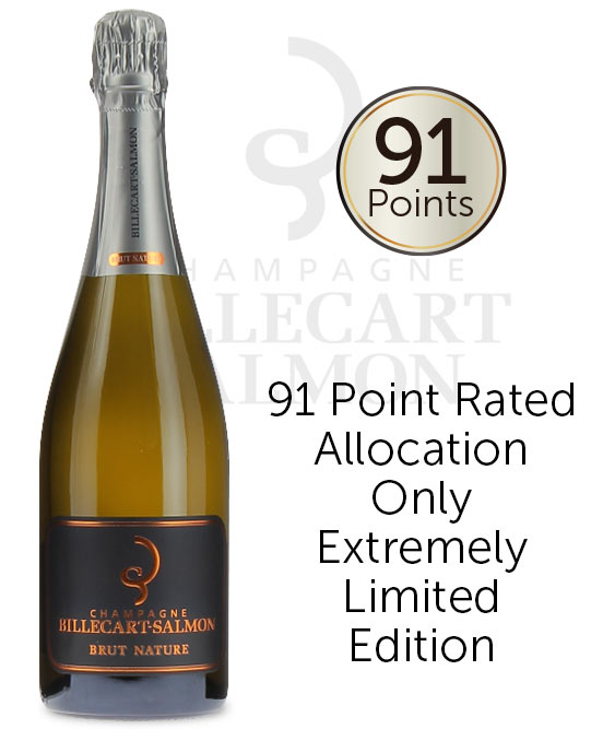 Billecart Salmon Brut Nature Nv