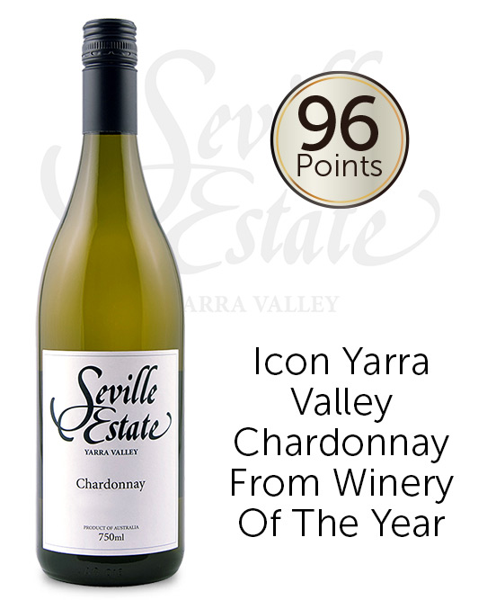 Seville Estate Reserve Yarra Valley Chardonnay 2018