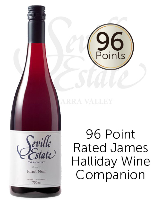 Seville Estate Range Yarra Valley Pinot Noir 2018