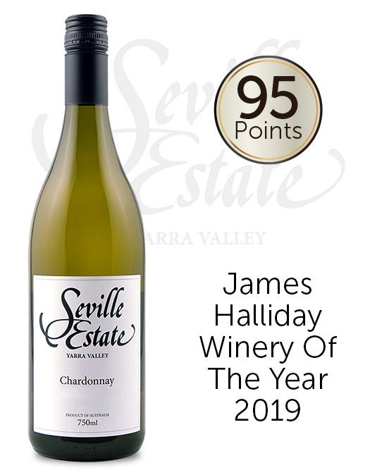 Seville Estate Range Yarra Valley Chardonnay 2018