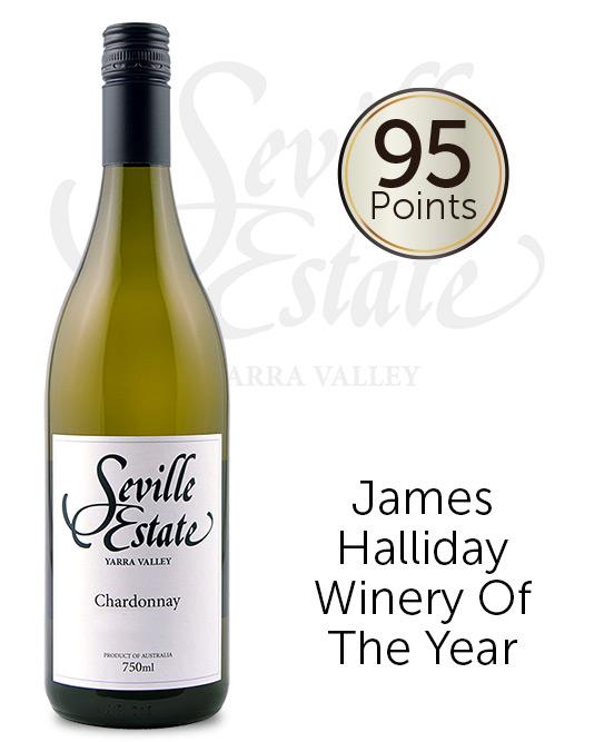 Seville Estate Range Yarra Valley Chardonnay 2019