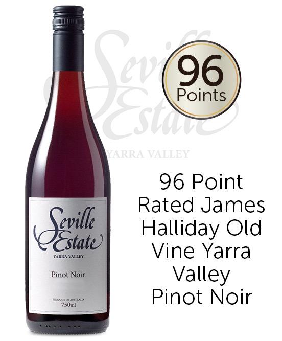 Seville Estate Old Vine Reserve Yarra Valley Pinot Noir 2019