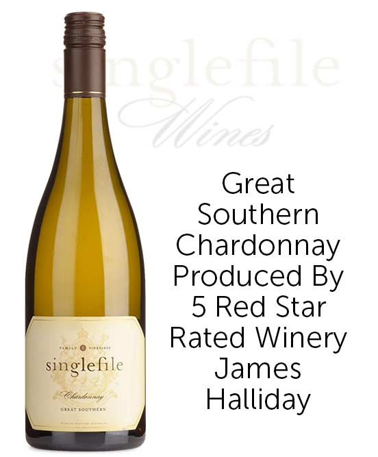 Singlefile Wines Great Southern Chardonnay 2019