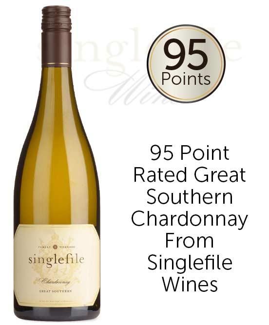 Singlefile Wines Great Southern Chardonnay 2020