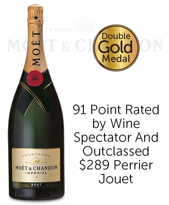 Moet & Chandon Imperial Brut Nv 1.5L Magnum