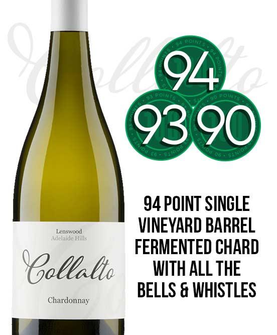 Collalto Adelaide Hills Chardonnay 2016