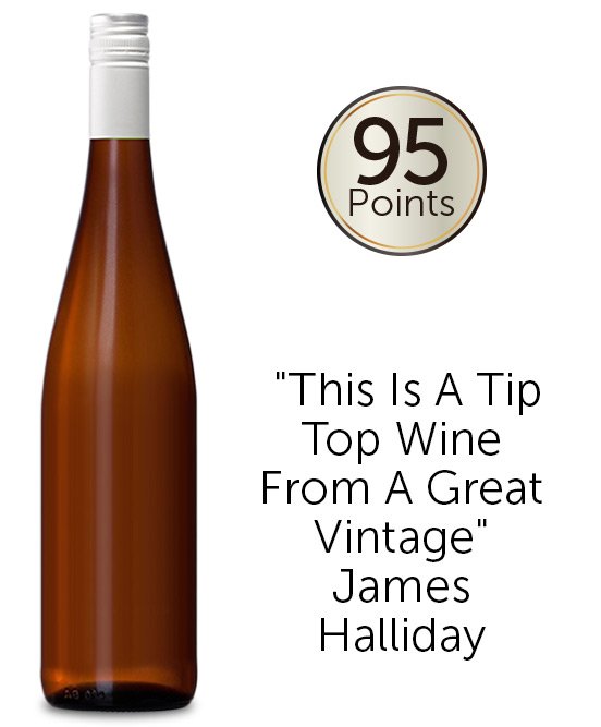 95 Point Rated Eden Valley Riesling 2017 Cleanskin