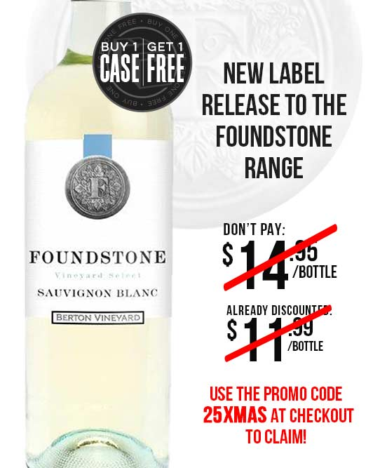 Berton Vineyards Foundstone Semillon Sauvignon Blanc 2017